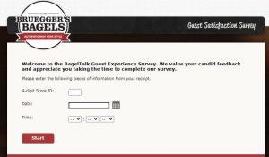 Brueggers Survey